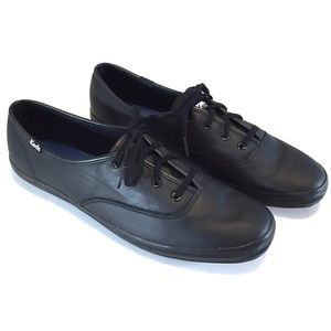 Keds Womens Champion NEW Leather Oxford 11S Narrow